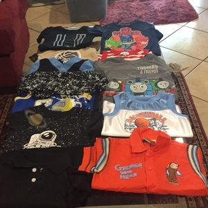 Other - 12 size 3T tops special bundle good condition
